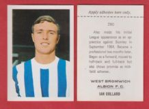 West Bromwich Albion Ian Collard 290